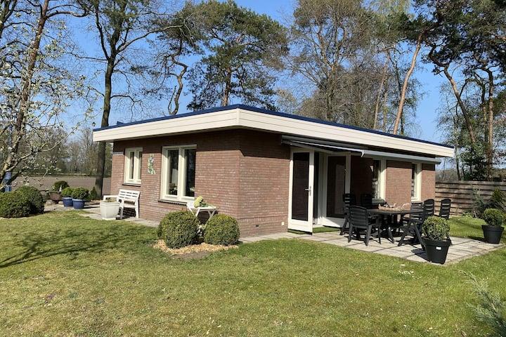 Modernes Ferienhaus mit Whirlpool in Reutum