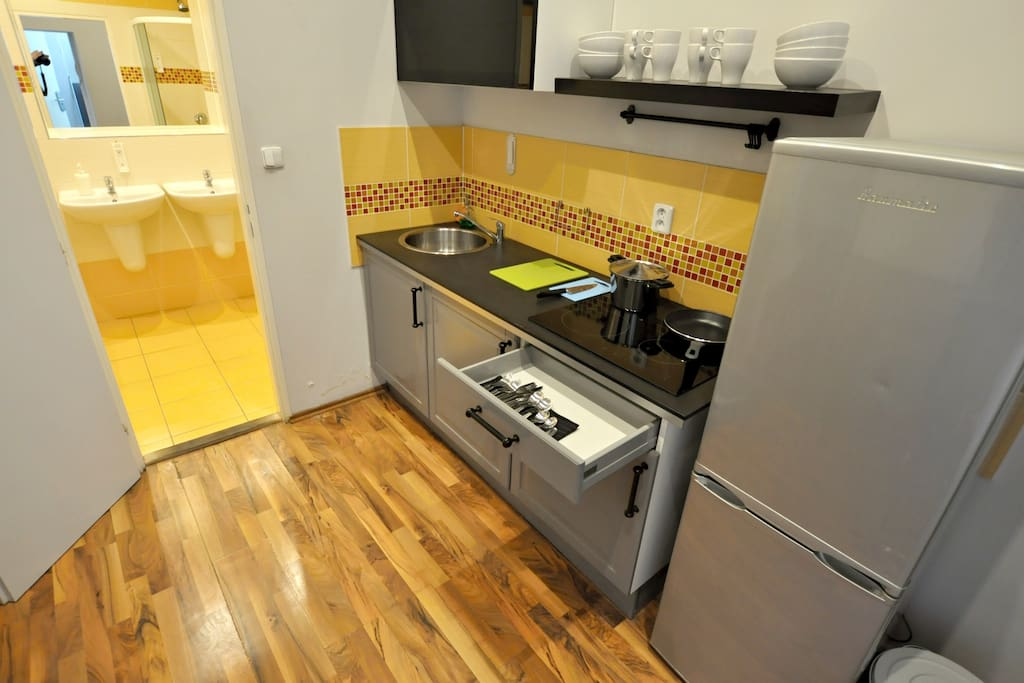 Very good equipped kitchen