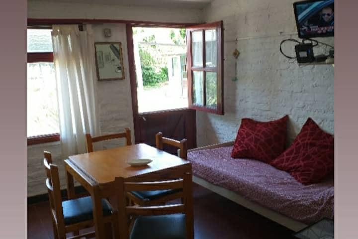 Cálida cabaña en Santa Clara, ideal en temporada