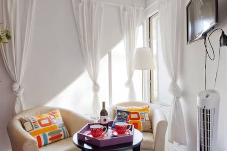 Cocoon room with private bathroom! - Santa Monica - Apartamento