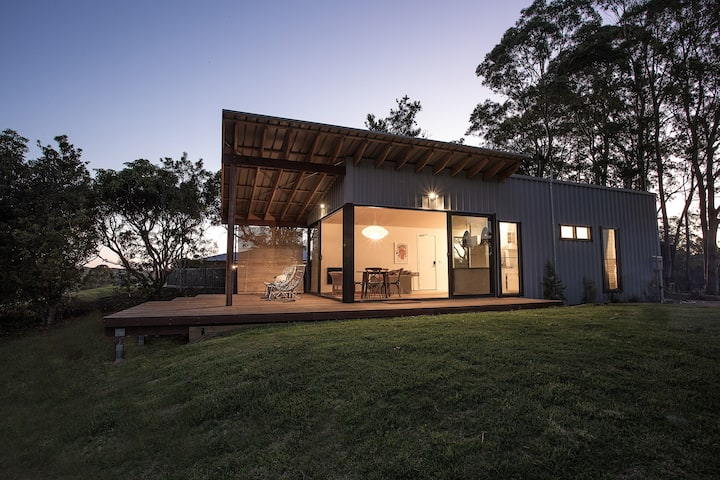 Luxury Private Villa 1- Bangalow, Byron hinterland