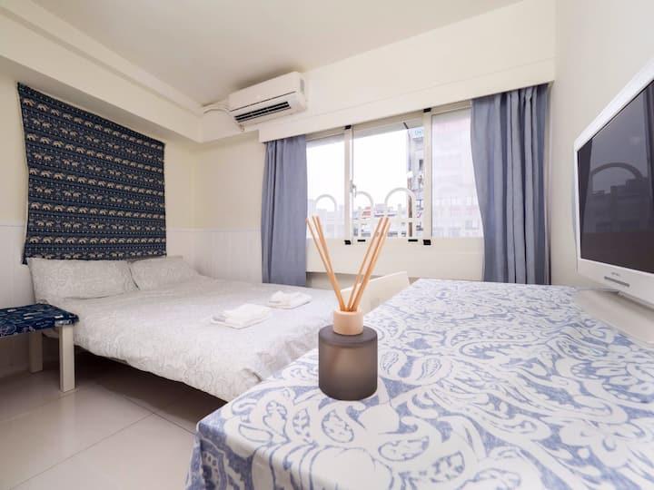 Cozy apartment near Gongguan station