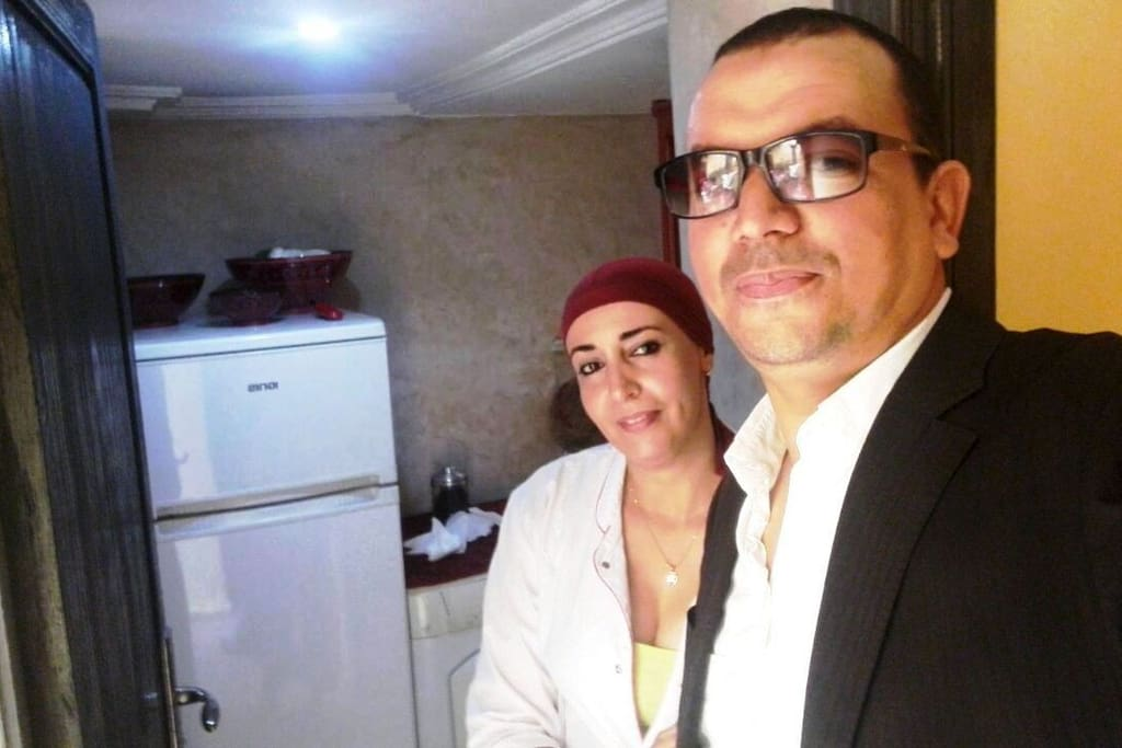 Our Talents: Mrs. Latifa and Mr. Aziz
