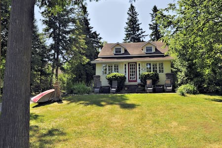 Sturgeon Lake with Character and Comfort - Kawartha Lakes - กระท่อม