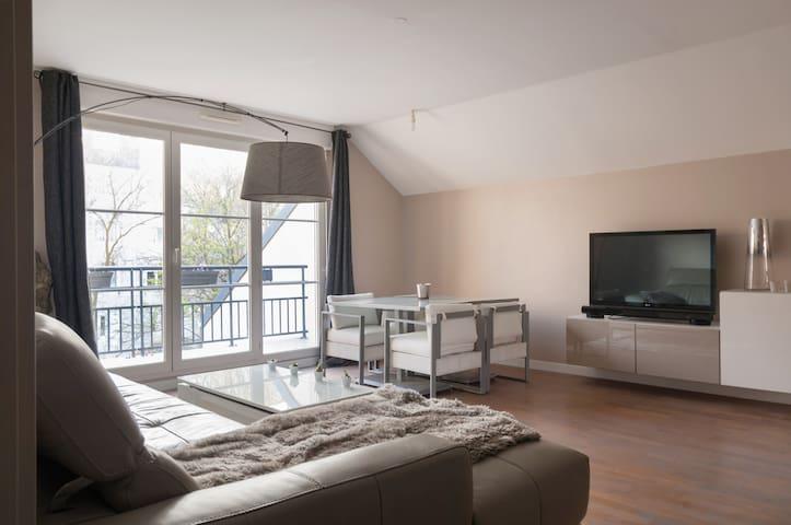 Bel appartement soigné & lumineux - Poissy - Appartement