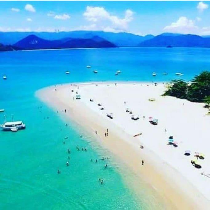 Ilha do Prumirim maravilhosa