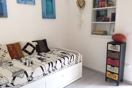 Ethnic room (stanza privata) - Torre Canne