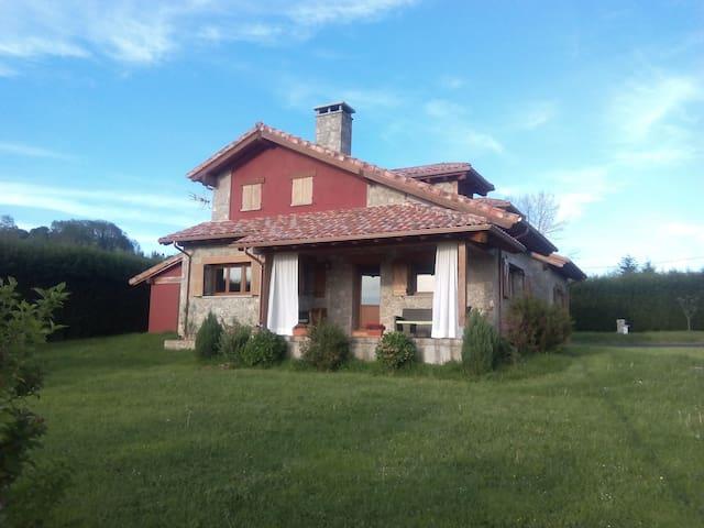 Habitación privada en el campo - Asturias - Haus