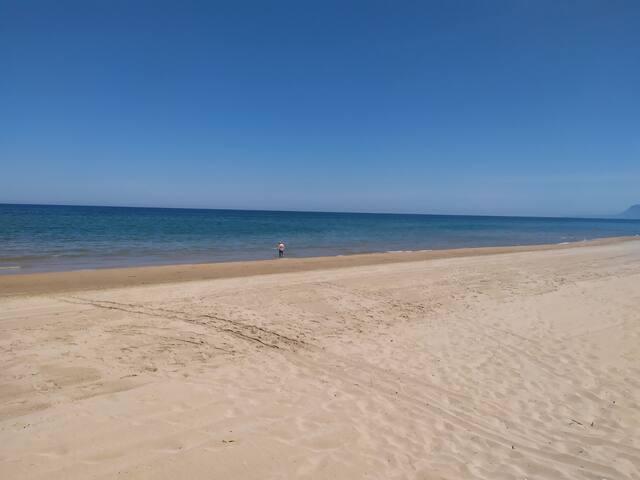 Habitación independiente a 150m de la playa 🌊☀
