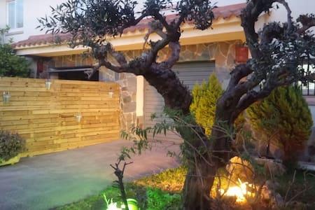 Casa 3 hab. Jardin Bbq Piscina Jacuzzi - El Mas Mel - Casa