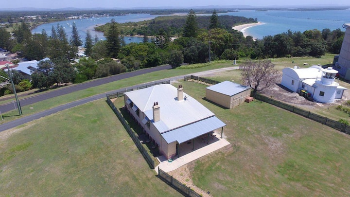 Yamba Pilot Cottage 2 - pets welcome