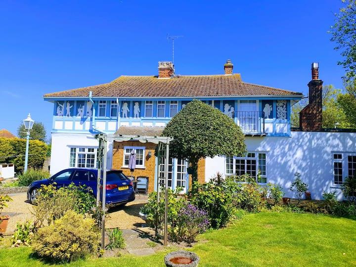 Experience an Original Coach House in Birchington
