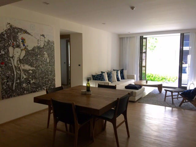 Luxury beachfront 3BR w pool access - Thalang - Daire