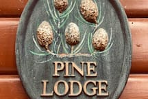 Pine Lodge, River Tilt, Blair Atholl Scotland.