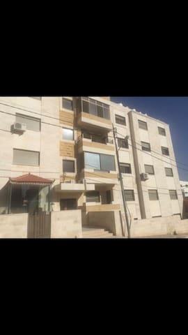 3 bedroom 2 bath apartment in hanina madaba