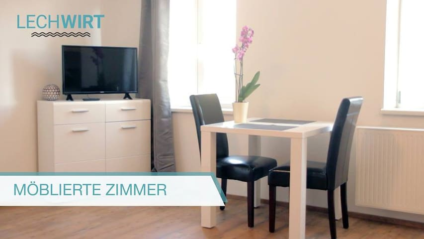 Lechwirt - Gemütliche - moderne  Apartments - Schongau - Gjestehus
