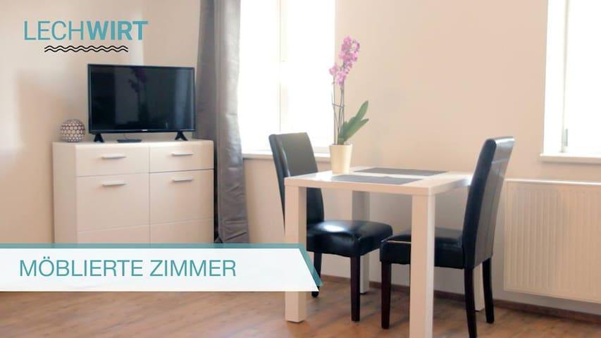 Lechwirt - Gemütliche - moderne  Apartments - Schongau - Rumah Tamu