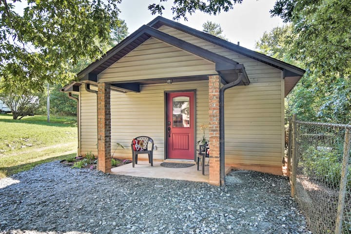 This cozy home is the perfect home base for your North Carolina exploration.
