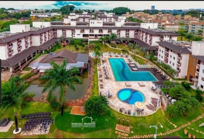 Life Resort K- Flat Lago Paranóa