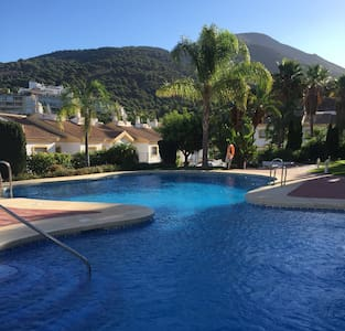 Fantastic apartment with pool and stunning views - Alhaurín el Grande