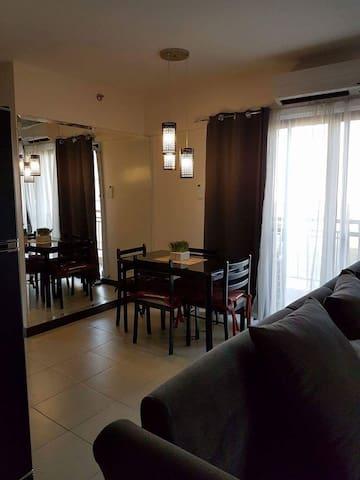 Resort Type Condominium near NAIA - Manille - Appartement en résidence