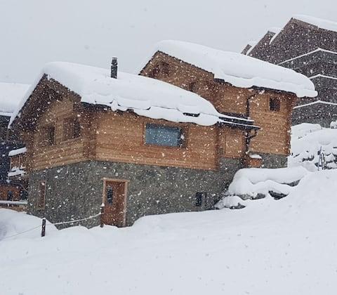 Appartement Pura Vida à Grimentz (Val d'Anniviers)