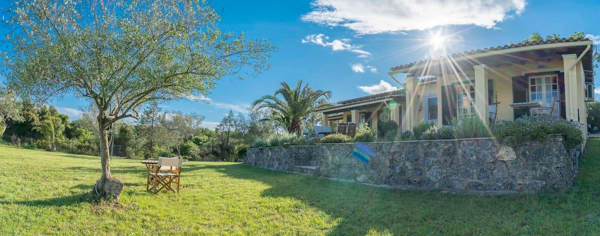 A² Countryside Villa Corfu