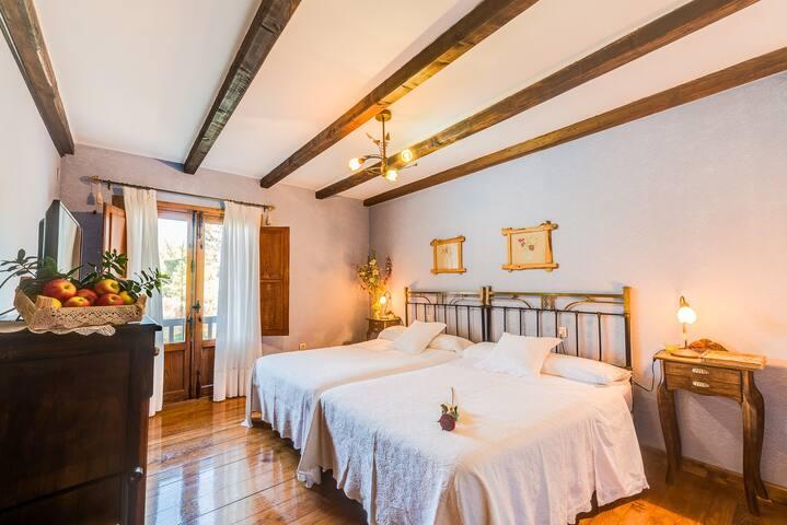 Habitación Doble grande en C.R. Los Montejos & Spa