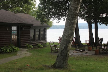 The Lakeside Cabins @ Rustic Resort - Honor - Hytte