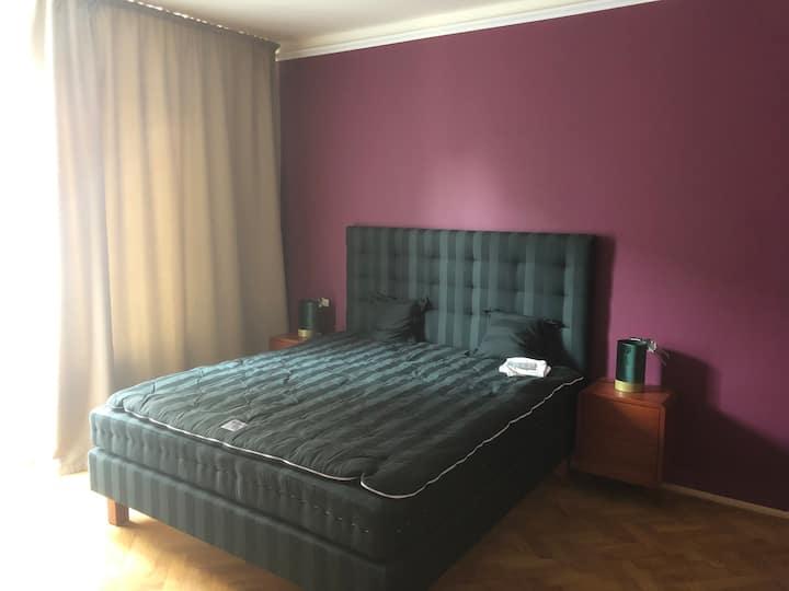 Luxusné ubytovanie v centre mesta