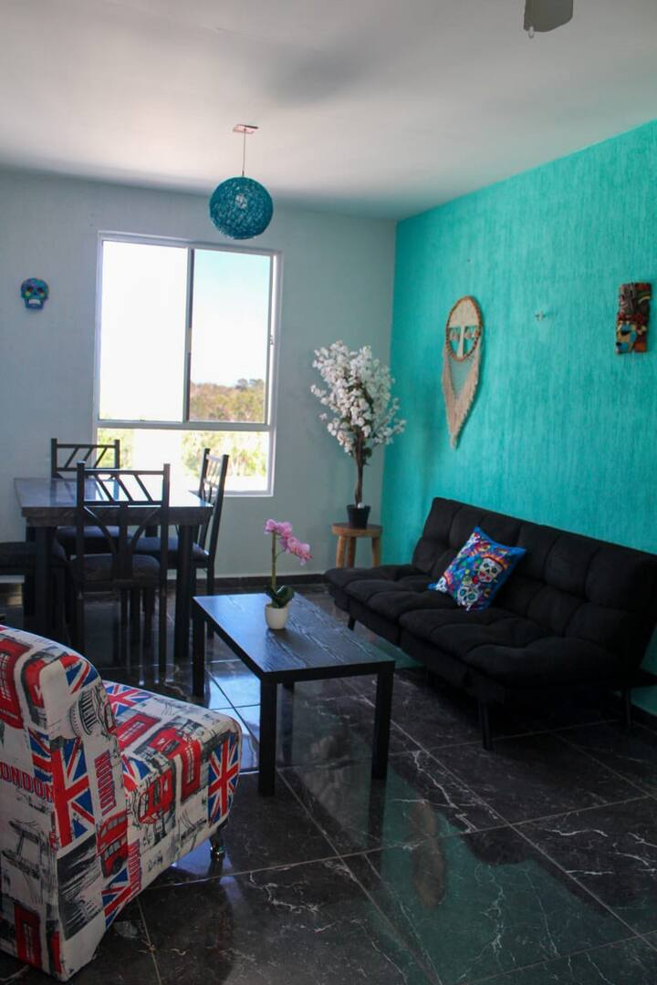 Beautiful, brand new, 2 bedroom apartment