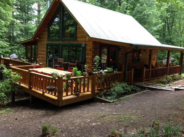 Very Clean Cabin With Big Green Egg  TOCCOA RIVER - Suches - Casa de campo