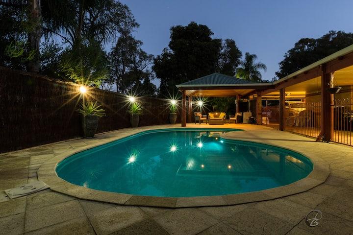 Homestead Ridge luxury in the bush