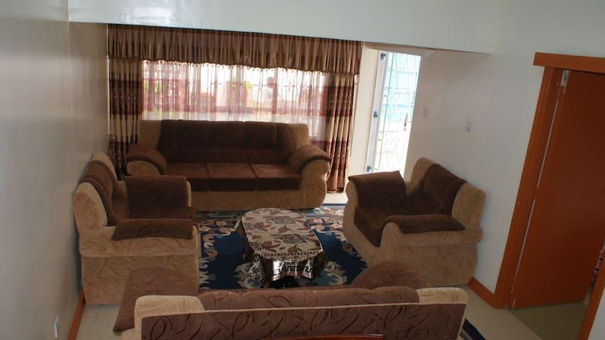 Shared House in Kimathi Estate