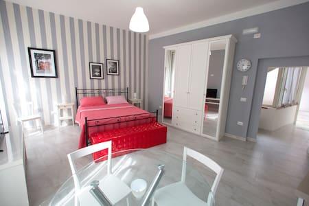 giualduomo rossa - Sant'Agata Dé Goti - Apartmen