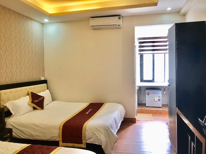 Economy Quadruple Room in Phuong Nam Hotel