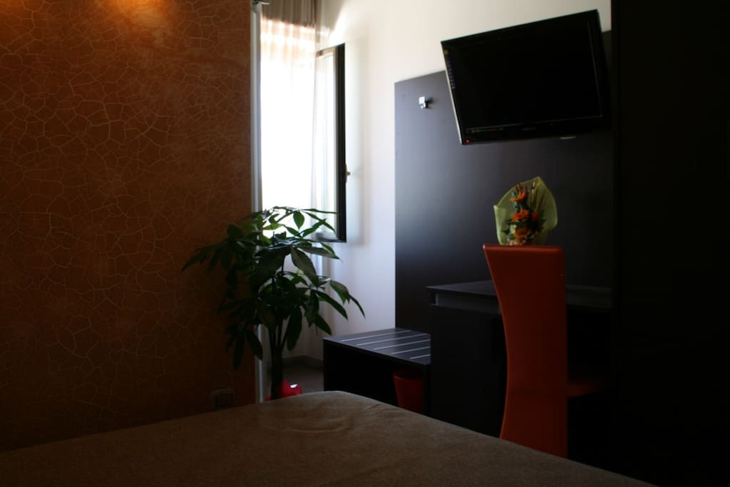 This room is used to be rent for €100 at night in high season