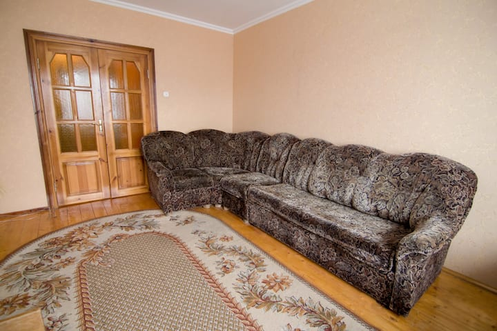 Квартира на сутки в городе Бобруйск