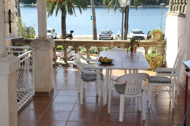 Seafront,charming,old house Rijavec - Cavtat - Hus