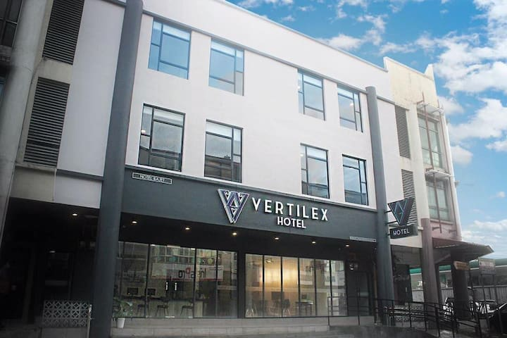 Vertilex Hotel - Single Room