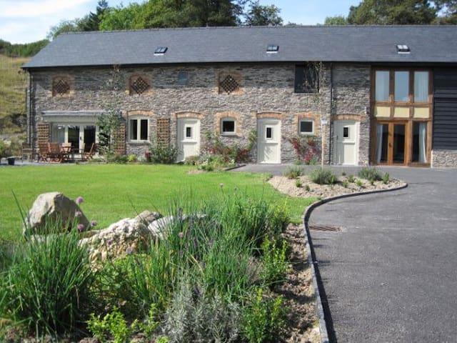 Ty Nant, Garth Barns, Llanidloes - Powys - 一軒家