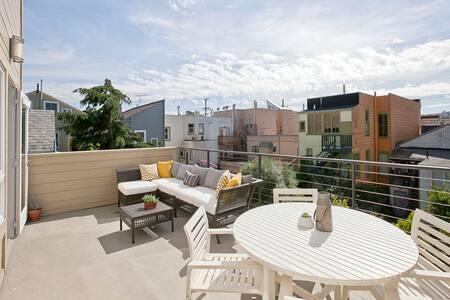 Spacious Mission Condo - San Francisco - Apartment