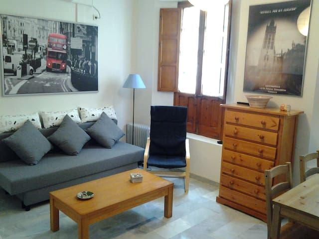 Cozy apartment in Triana, Seville