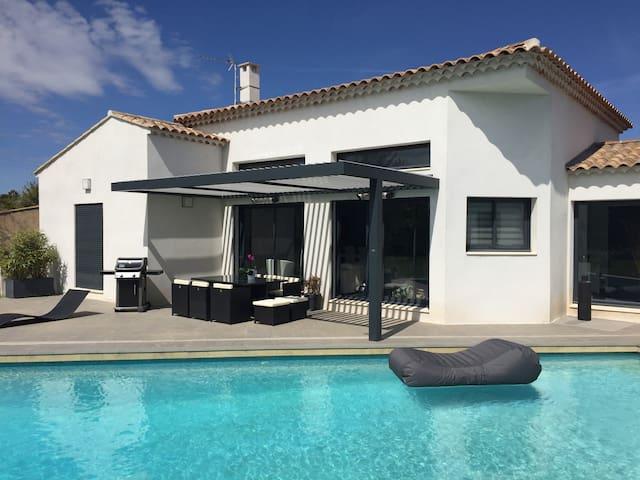 Contemporary House - Aix-en-Provence - Villa