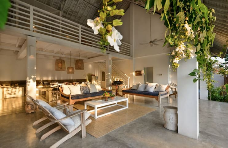 Maison Congo in the Umalas, BALI