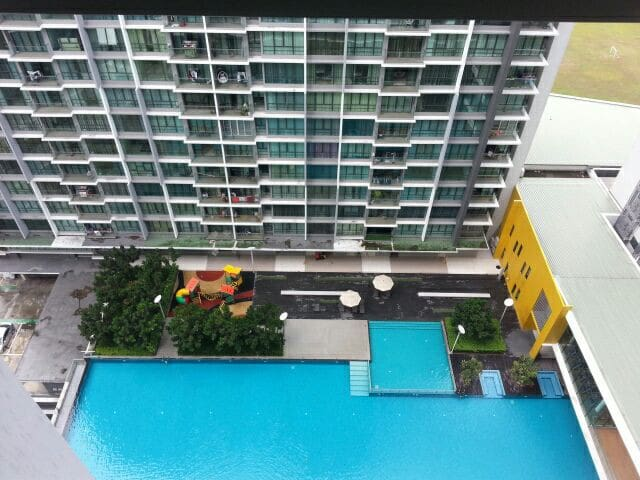 Room with a pool view - Kuala Lumpur - Overig