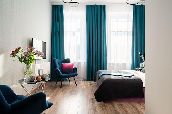 HOTEL SOFIA - POKÓJ DWUOSOBOWY DOUBLE DELUXE
