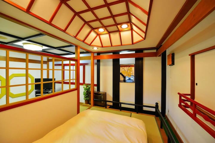 Traditional Japanese House, Perfect for Big Group. - Ichihara-shi - Rumah