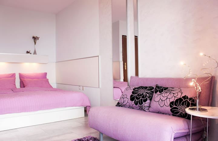 Lilac Room - Sea view & Breakfast included