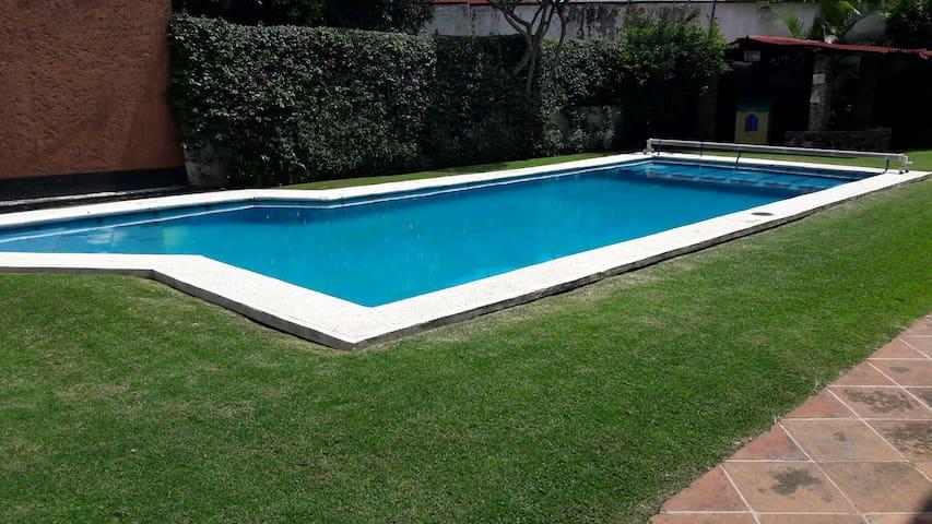 Departamento cómodo y bien ubicado - Cuernavaca - Apartment